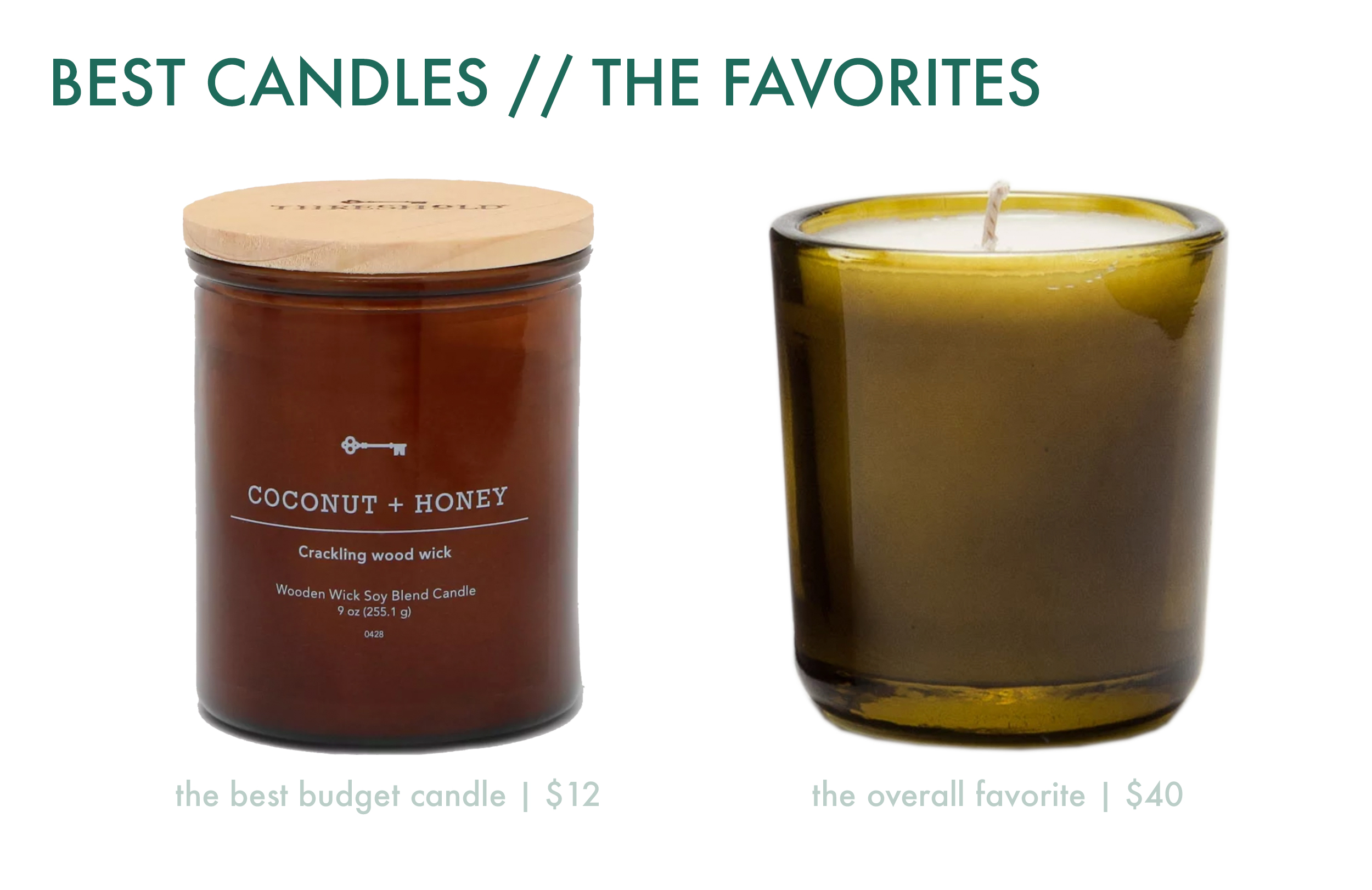 Emily Henderson Best Candles