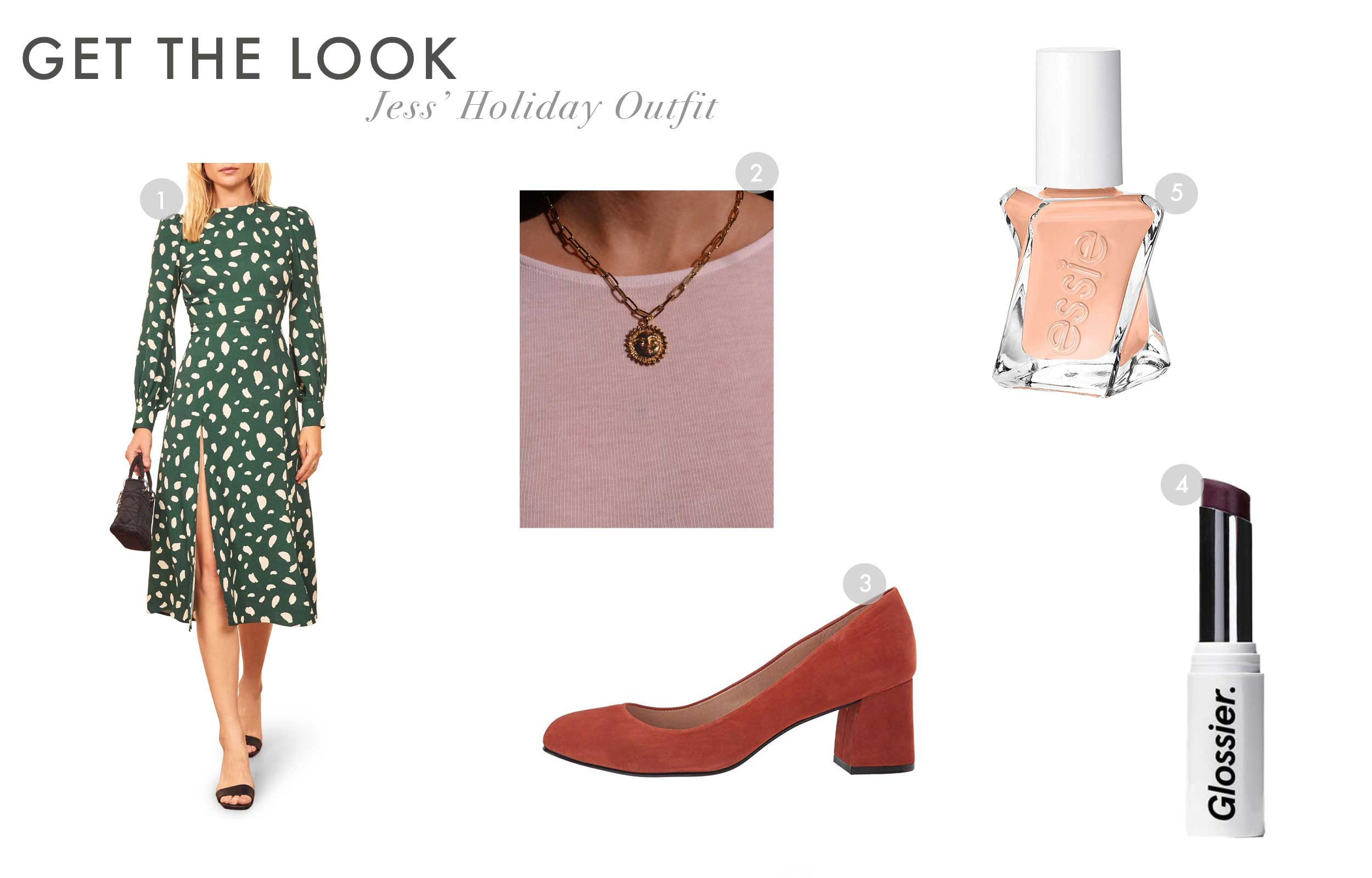 Emily Henderson Holiday Outfit Ideas