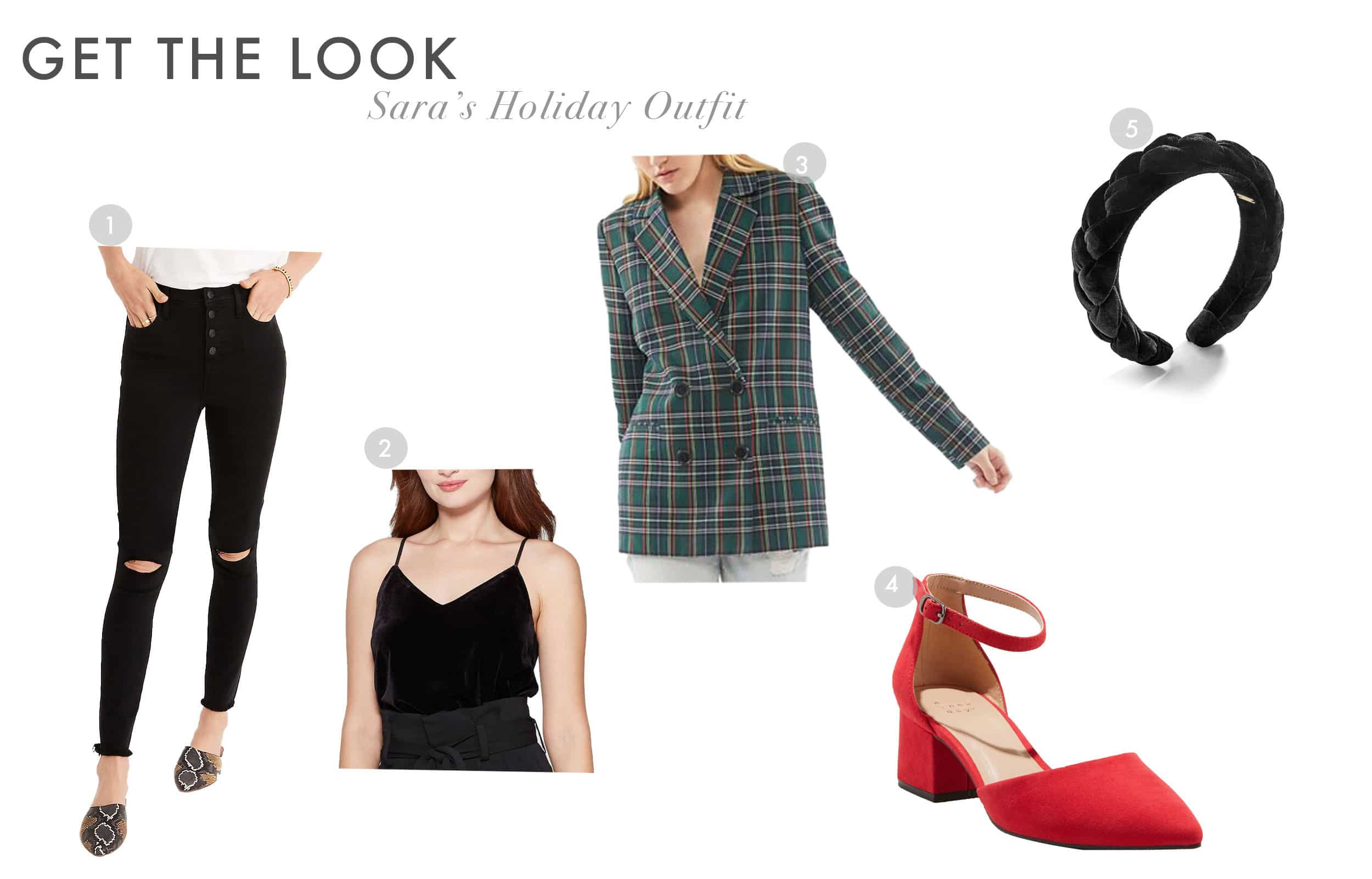 Emily Henderson holiday outfit ideas 12