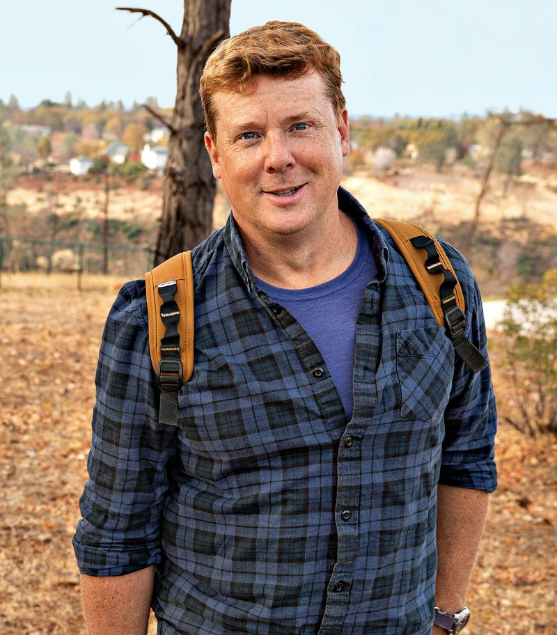 Kevin O'Connor in Paradise, CA