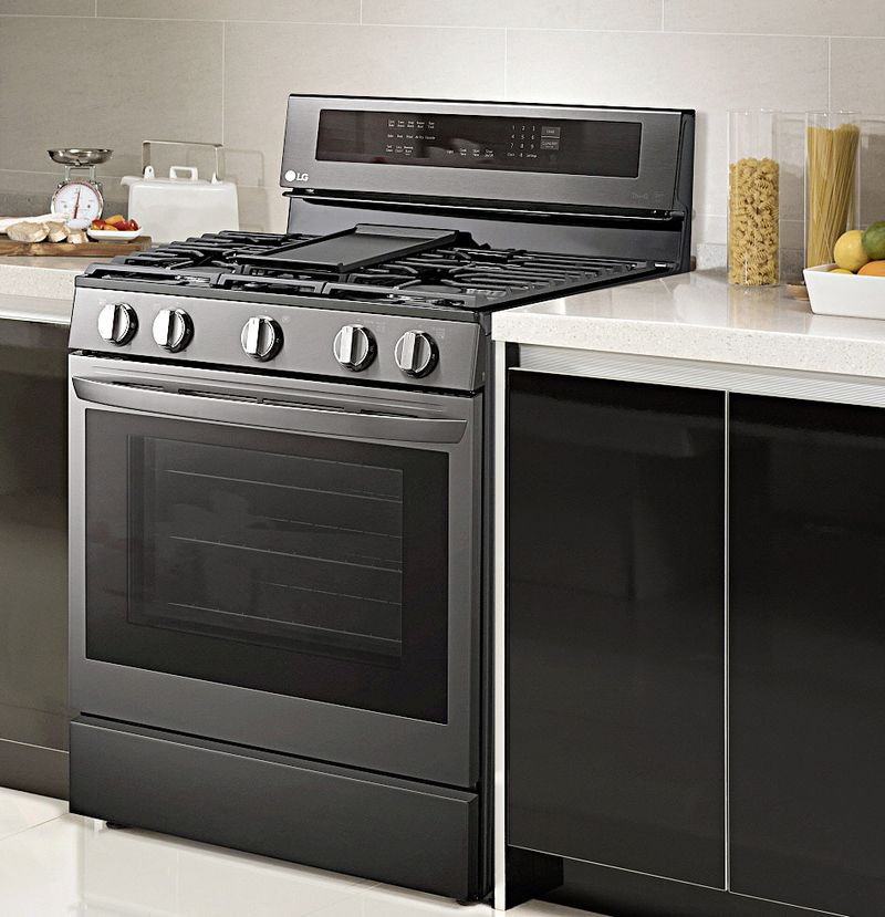 cooktop oven